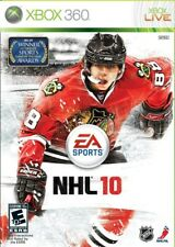 NHL 10 (Microsoft Xbox 360, 2009)