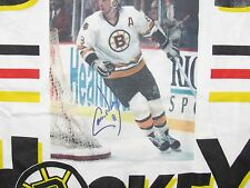 Cam Neely Signed Auto T Shirt Size L  *