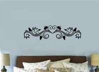 Scroll Embellishment Borders Vinyl Decal Wall Sticker Kitchen Living Bed Room