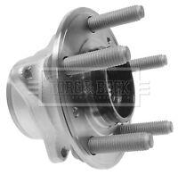 Wheel Bearing Kit BWK1329 Borg & Beck 4G432B663AB 4G432B663AD Quality Guaranteed