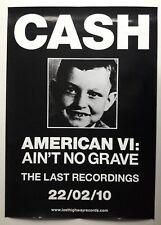 Johnny Cash - Promo Poster