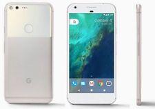 *UNLOCKED* Google Pixel 128GB Brand New Very Silver 4G LTE  US Ship By FedEx