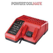 Milwaukee M12-18C Dual Port Multi-Voltage Li-on Charger 12v 14v 18v 30-60min