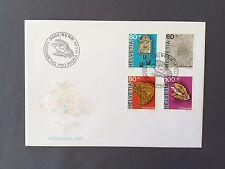 SWITZERLAND FDC 17.5 1994 HELVETIA Pro Patria Volkskunst Folk Art