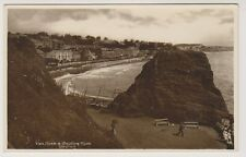 Devon postcard - Red Rock & Bathing Cove, Dawlish - RP