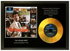 More details for cliff richard 'the young ones' signed gold disc collectable memorabilia gift