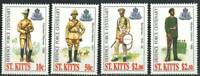 Saint Kitts Stamp - Defense Force centenary Stamp - NH