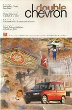 DOUBLE CHEVRON 17 CITROEN MEHARI CITROEN BERLINGO MULTISPACE CHALLENGE SAXO GLAC