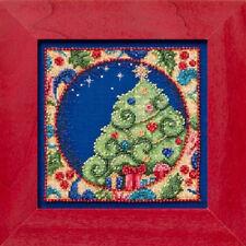Tree - Jim Shore/Mill Hill Counted Cross Stitch & Bead Kit - New