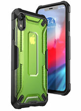 iPhone XR Case,SUPCASE [Unicorn Beetle Series] Hybrid TPU Clear Cover for iPhone