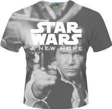 Star Wars - A New Hope Han Solo T-Shirt Homme / Man - Taille / Size XXL