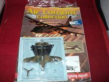 Air Combat - G E Fabbri - Issue 30 - Curtiss P-40 Warhawk - 1:100 scale