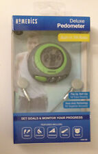 Homedics Pdm-200 3D Deluxe Pedometer with Build In Fm Radio