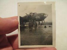 "*PHOTO* B-17 ""IRISHMAN""S DREAM"" in Combat 384th BG - Original Print"