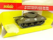 Solido Militaire Armée 1/50 - Char Tank M10 Destroyer Spirit Atlanta 40e Anniv84