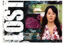 LOST TV Series Premium Relics Costume Trading Card CC31 Yunjin Kim #226/350