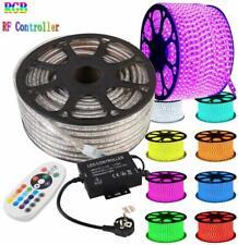 20M LED Stripe RGB Wasserdicht Leiste Streifen 5050 SMD Leuchte Lichterkette DE