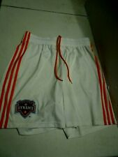 Houston Dynamos Soccer Football Adidas Short Size Large