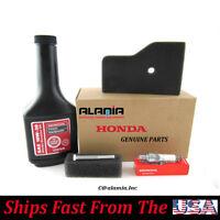 Genuine Honda EU2000i Generator, Maintenance Tune Up Kit, Filters, Oil, Spark.