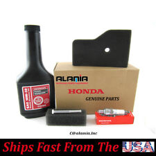 Genuine Honda EU2000i Generator, Maintenance Tune Up Kit, Filters, Oil, Spark.