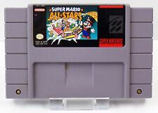 Super Nintendo SNES - Super Mario All Stars - US Game