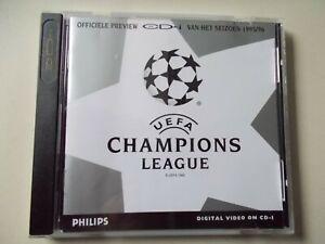 UEFA Champions League 1995/96 , Philips Cd-I , #K-84-15