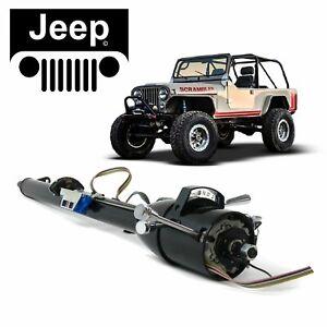"""1966-73 Jeep CJ DJ  33"""" GM STYLE TILT STEERING COLUMN SHIFT W/ KEY i4 laredo CJ5"""