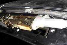 Mercedes 1991 300SL, R129 right header hydraulic latch