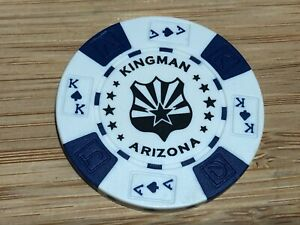 Harley Davidson Poker Chip Kingman Arizona