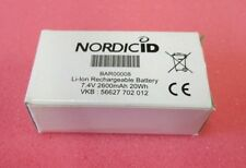 Nordic ID BAR00008 NEW SEALED Merlin main battery Lithium-Ion 2600 mAh @ 7.4V