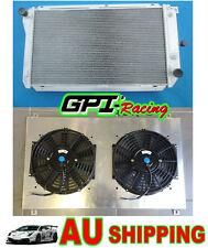 RADIATOR +SHROUD +FAN FORD FALCON EA/EB/ED 3.2/3.9 L6 XR6/XR8 AUTO 1988-1994
