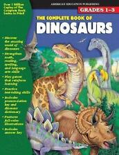 HOME School Lesson plan GOOD Dinosaur Grade 1-3 reading science math game puzzle