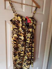 BNWT Womens Jam By Jamela Jamil Animal Print Dress. Size 8.