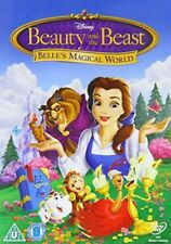 Beauty & the Beast:Belle's Magical World [DVD] - DVD  6OVG The Cheap Fast Free