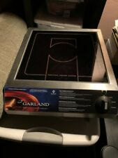 Garland SH/BA 3500 Countertop Induction Range -240V, 3500W