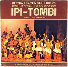 2 LPs SATBEL SOUTH AFRICA Egnos/Lakier IPI-TOMBI 1975 Original Cast BELD-23009