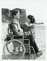MARGARET IMPERT JIM TROESH HIGHWAY TO HEAVEN ORIGINAL 1985 NBC TV PHOTO
