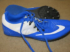 Vgc Nike Racing royal blue Rival S track spikes - mens 10.5