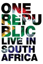 ONEREPUBLIC - LIVE IN SOUTH AFRICA (DVD)   DVD NEW+