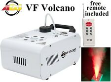 New American DJ VF volcan lumière DEL couleur smoke machine brouillard effet Fogger Club