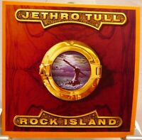 JETHRO TULL + CD + Rock Island (1989) Special Edition Chrysalis 2016 /21-199