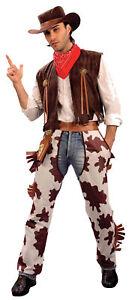 BRAND NEW COSTUME - Cowboy  Adult