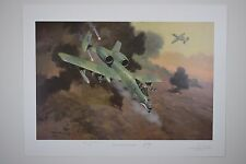 "Air Force Association - Anniversary Art Print ""Once a Tiger, Always a Tiger"""