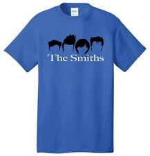 The Smiths Custom Logo T-Shirt Retro Band 80's Rock Post Punk New Wave Morrissey