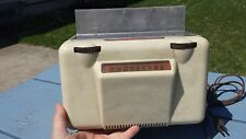 Vintage Dahlberg Motel Hotel Coin Operated Radio Model 49-6 1940's 1950's