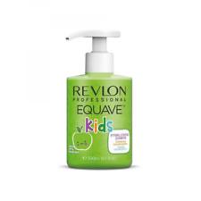 EQUAVE SHAMPOO GREEN APPLE KIDS REVLON ipoallergenico delicato x bambini 300ml