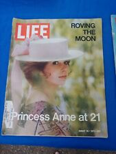 1960's Life Magazine Issues Lot Of 15 Vintage Ads Kennedy Princess Anne