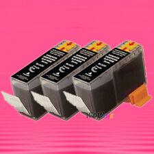 3P BCI-3e BK INK CARTRIDGE FOR CANON C7550 MP760 S630