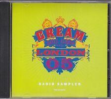 Cream Royal Albert Hall London '05 RARE promo CD sampler '05