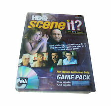 Scene It HBO Edition DVD Video Game Pack 2005 Sopranos Sex & The City NEW Sealed